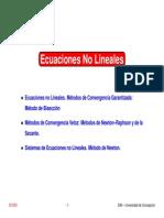 CN Ec No Lineales