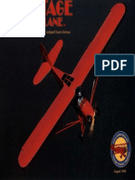 Vintage Airplane - Aug 1993