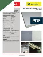 Acustrong - Clean Face