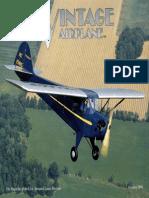 Vintage Airplane - Oct 1994