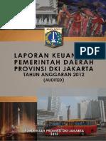 Lkpd 2012 Audited Jakarta