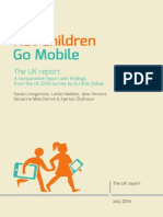 Net Children Go Mobile | UK Report