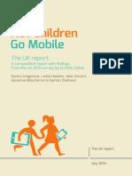 Net Children Go Mobile | UK Report