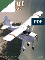 Vintage Airplane - Aug 1994