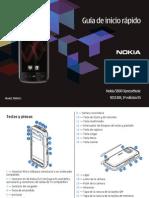 Nokia 5800 XpressMusic Quick Start Guide Es