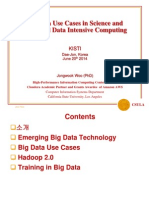 Big Data Use Cases in Science and Advanced Big Data Use Cases in Science and Advanced Data Intensive Computing