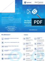 mailxaminer brochure