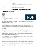 The Boston Marathon, By the Numbers (BBJ DataCenter) - Boston Business Journal p1