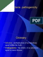 Bacteria  pathogenicity