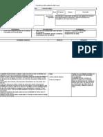 Planificación Presente Simple, Karina Campino, Macarena Carrizo, Ricardo Mondaca