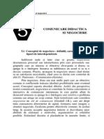 5. Comunicare Didactica Si Negociere