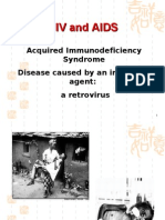 HIV &AIDS