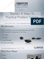 Toyotas 8 Steps to Problem Solving 131017165552 Phpapp01