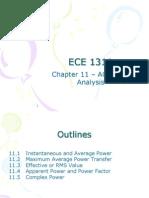ECE 1311 Ch11