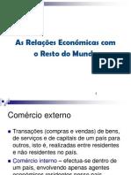 S10-As Relações Económicas Com o Resto Do Mundo