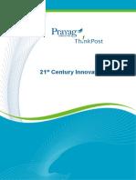 21st Century Innovation Hubs