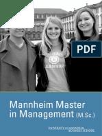 MMM Brochure