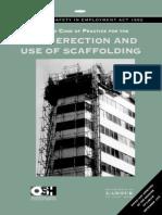 Scaffolding Load Design