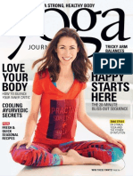 Yoga Journal Us 2014-07-08 Jul Aug