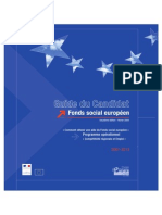 Guide Du Candidat FSE