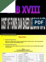 Bab 18 - Cost of Fund Dan Blr