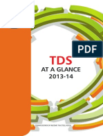 TDS at a Glance 2013-14 Book