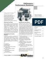 Electrocraft EAD BLDC Catalog