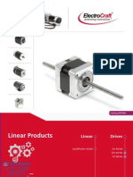 Electrocraft Linear Motors Catalog
