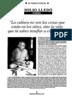 Entrevista a Lledo