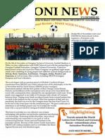 DRONI Newsletter December 2012