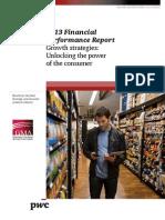 Retail performance report