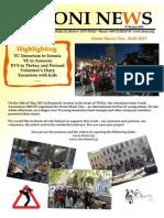 DRONI Newsletter June 2013