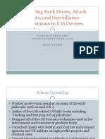 IOS Backdoors Attack Points Surveillance Mechanisms