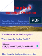 biological oxidation using