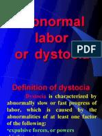 09 Abnormalities labor-fql