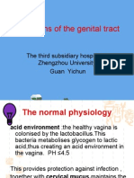 infection of genital tract