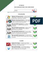 Kit Básico Programas Essenciais