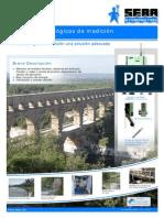 B20 Sensores Hidrológicos de Medición s