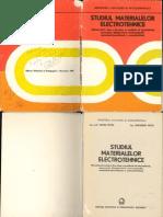 Materiale Electrotehnice IX 1988