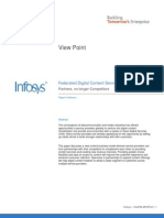 Federated Digital Content Services