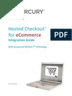 HostedCheckout ECom Integration Guide 03262014 PDF