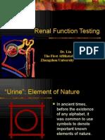 Kidney-testing
