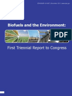 biofuels and the Environment First Triennial Report to Congress