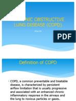 (COPD) by Irfan Ds