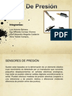 Expo Sensores de Presión