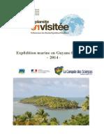 Programme Guyane Marin FDS