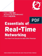 Essentials of Real Time Networking