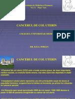 CA Col Uterin