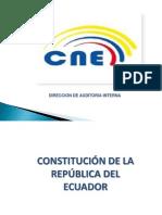 CNE-Delegaciones Base Legal Utilizacion Recursos Públicos