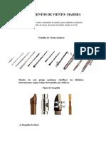Instrumentos de Viento 1